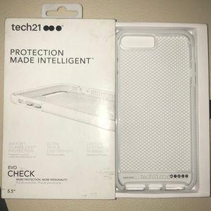 Tech21 Clear iPhone 8 Case